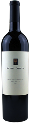 Alpha Omega Proprietary Red 2012