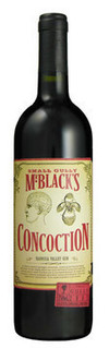 Small Gully Mr Black's Concoction GSM 2012