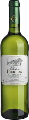 Chateau Pierron Bordeaux Blanc 2014