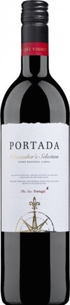 DFJ Vinhos Portada Winemaker's Selection Red 2014