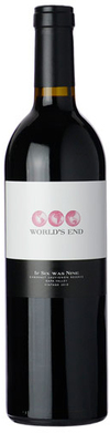 World's End If 6 Was 9 Cabernet Sauvignon 2013