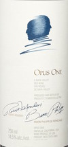 Opus One Napa Valley Red 2013