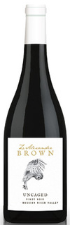 Z. Alexander Brown Uncaged Pinot Noir 2015