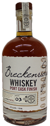 Breckenridge Distillery Port Cask Finish Bourbon Whiskey