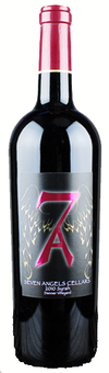 Seven Angels Cellars Denner Vineyard Syrah 2010