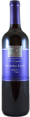 Smoking Loon Merlot 2015