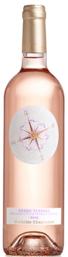 M. Chapoutier Mathilde Chapoutier Selection Grand Ferrage Rose 2015