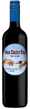 Our Daily Wines Our Daily Red 2015
