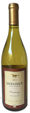 Saddleback Cellars Chardonnay 2014
