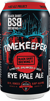 Black Shirt Brewing Company Timekeeper Rye Pale Ale