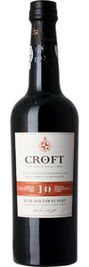 Croft Tawny Port 10 year old