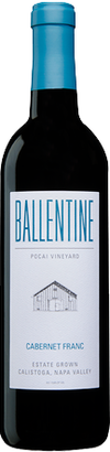 Ballentine Vineyards Pocai Vineyard Cabernet Franc 2014