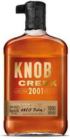 Knob Creek Limited Edition Small Batch Kentucky Straight Bourbon Whiskey Batch #3