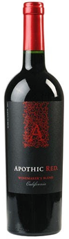 Apothic Winemaker's Blend Red 2015
