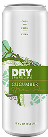 Dry Sparkling Cucumber