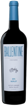 Ballentine Vineyards Merlot 2015