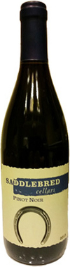 Saddlebred Cellars Pinot Noir 2015