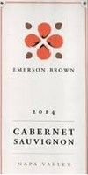 Emerson Brown Napa Valley Cabernet Sauvignon 2014