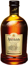 Dewar's Aberfeldy Single Highland Malt Scotch Whisky 12 year old