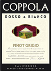 Francis Ford Coppola Rosso & Bianco Pinot Grigio