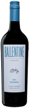 Ballentine Vineyards Zinfandel 2015
