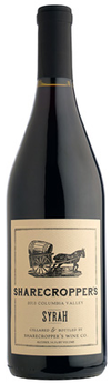 Owen Roe Sharecropper's Syrah 2013