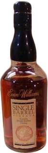 Evan Williams Single Barrel Kentucky Bourbon Whiskey