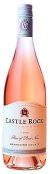 Castle Rock Mendocino County Rosé Of Pinot Noir 2016
