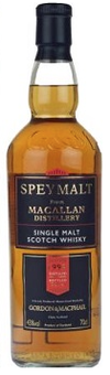 Macallan bottled by Gordon & MacPhail Speymalt Single Malt Scotch Whisky 1995