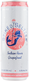 Spiked Seltzer Indian River Grapefruit NV