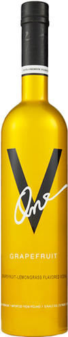 V-One Grapefruit Vodka