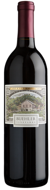 Buehler Vineyards Napa Valley Cabernet Sauvignon 2015