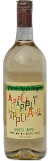 Wagonhouse Winery Three Boys Ornery Apple