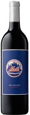 New York Mets Club Series Red Blend