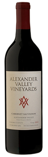 Alexander Valley Vineyards Estate Cabernet Sauvignon 2016