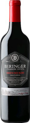 Beringer Founders' Estate Smooth Red Blend 2016