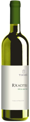 Tikves Special Selection Rkaticeli 2015