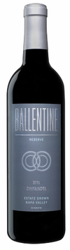 Ballentine Vineyards Reserve Zinfandel 2015