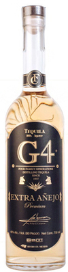G4 Extra Anejo Tequila