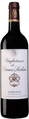 Chateau Prieure-Lichine Confidences de Prieure Lichine Margaux  2015