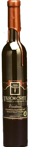Wilson Creek Decadencia Chocolate Port