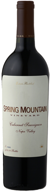 Spring Mountain Vineyard Cabernet Sauvignon 1988