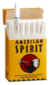 Natural American Spirit Organic Blend Gold Lights