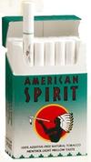Strongest menthol cigarette