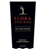 Flora Springs Holy Smoke Vineyard Cabernet Sauvignon 2002