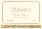 Kistler Dutton Ranch Chardonnay 2001