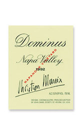 Dominus Napa Valley Red 1992