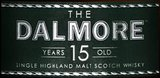 The Dalmore Single Highland Malt Scotch Whisky 15 year old