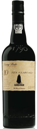 Sandeman Tawny Port 10 year old