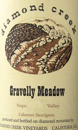 Diamond Creek Gravelly Meadow Cabernet Sauvignon 1995